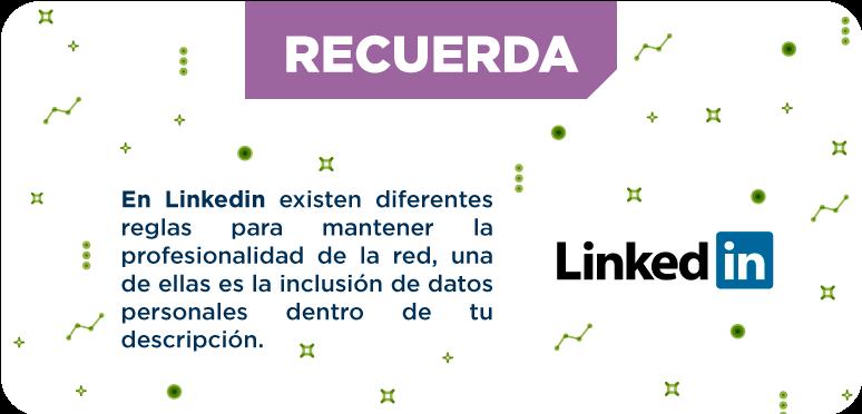 datos linkedin